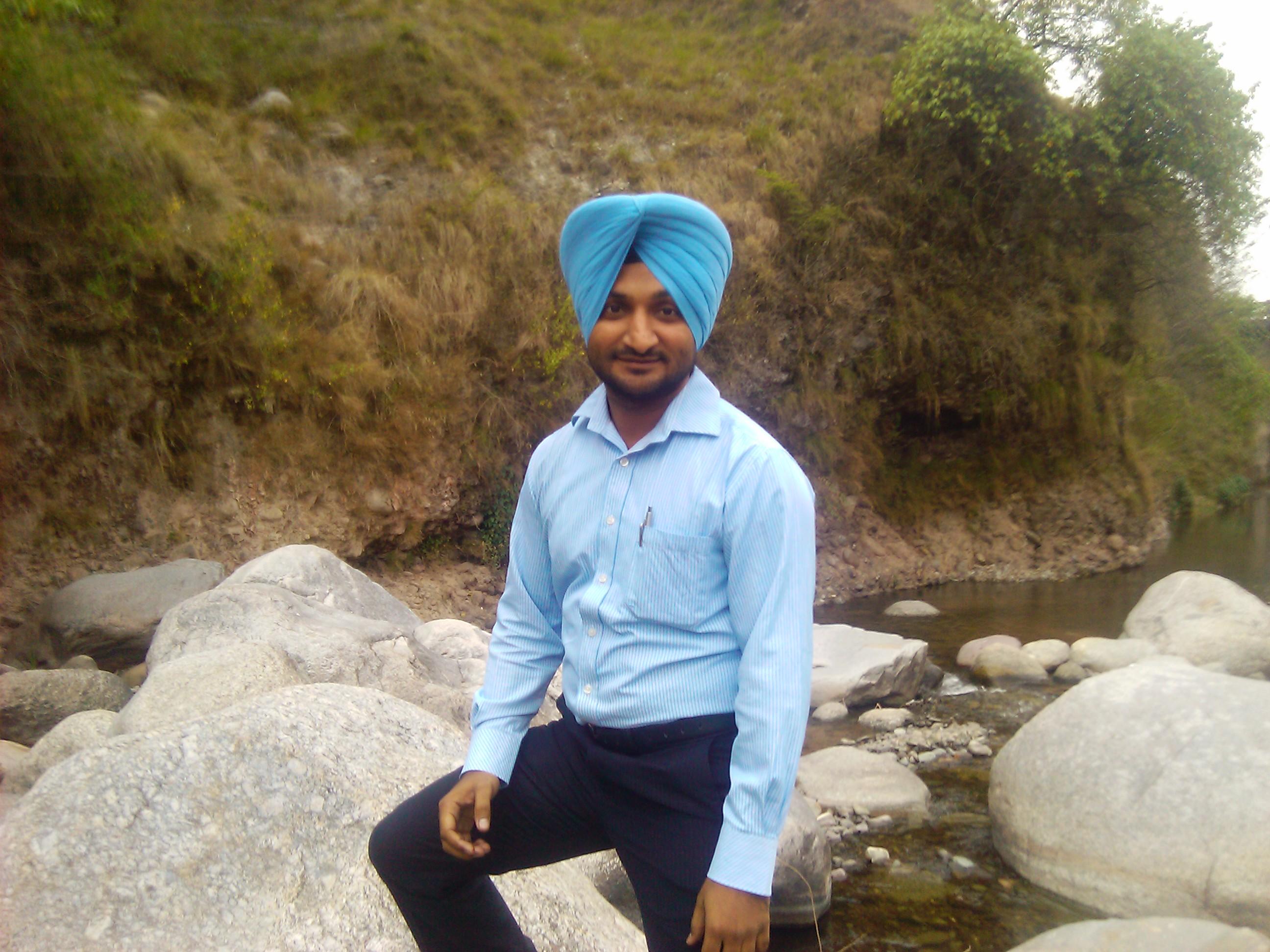 Jagdeep Singh in Himachal Pradesh